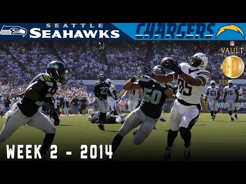 Xxx Mp4 Philip Rivers Takes On The Legion Of Boom Seahawks Vs Chargers 2014 NFL Vault Highlights 3gp Sex
