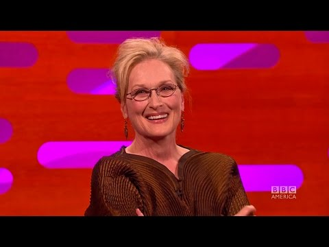 Meryl Streep s most embarrassing Golden Globe win The Graham Norton Show