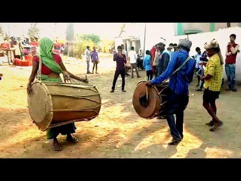 Xxx Mp4 Adivasi Dhol Mandal Dance 2018 3gp Sex