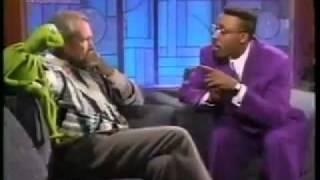 Jim Henson & Kevin Clash on Arsenio Hall