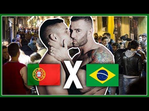 Xxx Mp4 Gays De PORTUGAL X BRASIL Pabllo Vittar Diferenças Gírias Gays Noite De Lisboa Põe Na Roda 3gp Sex
