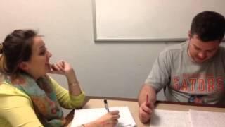 Beginning Arabic Oral Exam
