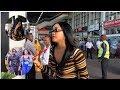 FULL VIDEO: TANASHA WA DIAMOND AGEUKA KIVUTIO AIRPORT DAR.