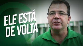Enderson Moreira é o novo técnico do Goiás