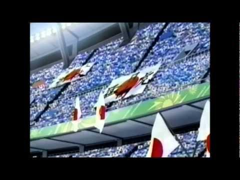 Captain Tsubasa Japan vs Brasil.VOST FR