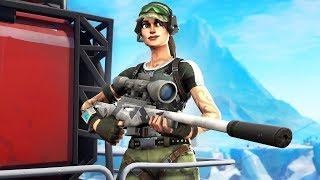 21 Elims | New Silenced Sniper!
