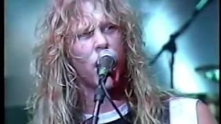 Metallica - Fade To Black (Metal Hammer Festival 1985 )