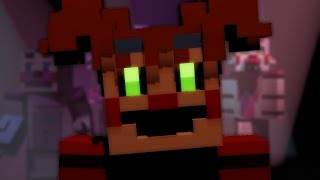Sister Location Trailer (Minecraft Animation)