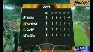 Nigeria vs Cameroon 4 0 2018 world cup qualifier  Extended Highlights