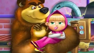 Masha And The Bear Game - Masha And The Bear Toys Disaster - Маша и Медведь игра