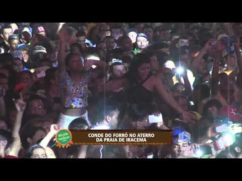 TV DIÁRIO HD Conde do Forró Me dói São João do Nordeste