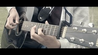 Chandelier Sia Fingerstyle Guitar Cover