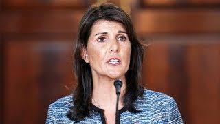 U.S. leaving UN human rights council