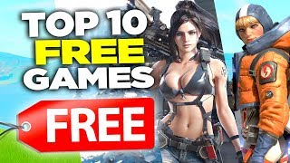 TOP 10 Free PC GAMES - 2019 NEW!