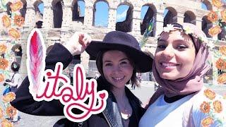 كيف تنبسط في إيطاليا في عشر دقائق | AMAZING THINGS TO DO IN ITALY
