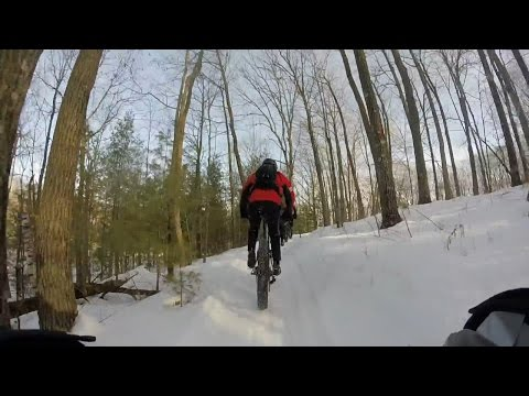 CTV News: Plump Snow, Fat Bikes