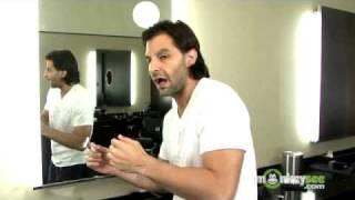 Men's Shaving - Using a Shave Oil