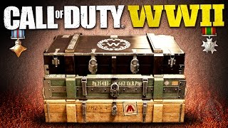 SUPPLY DROPS in Call of Duty: WW2