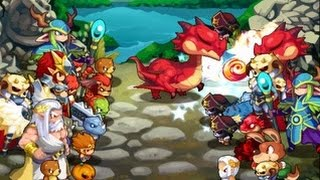 BATTLE MONSTERS | iOS / ANDROID GAMEPLAY TRAILER