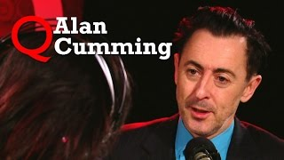 """Alan Cumming brings """"Not My Father's Son"""" to Studio Q"""