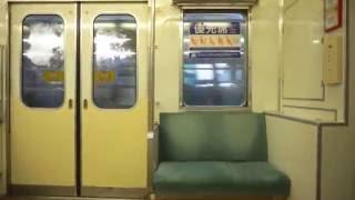 【走行音車内撮影】抵抗制御 東武6050系 モハ6179 東武スカイツリーライン 草加→西新井