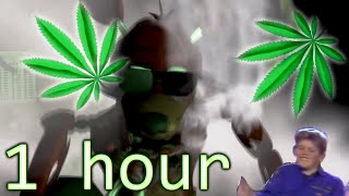 (SFM FNAF) Foxy Smoke Weed Everyday Remixed (1 hour) 420 Subscribers!