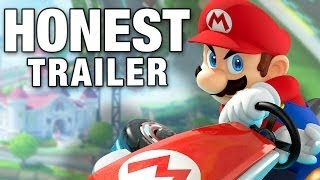 MARIO KART (Honest Game Trailers)