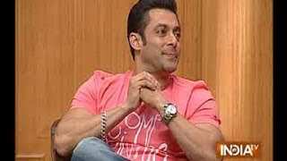 Salman Khan in Aap Ki Adalat (Part 1)