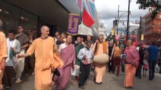 Hare Krishna UK London Summer 2012
