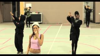 Diamonds World Tour - Rihearsal