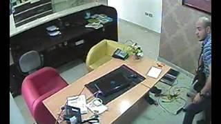 Money Exchange Robbery -jordan سطو مسلح محل صرافه - عمان الاردن 20-4-2013