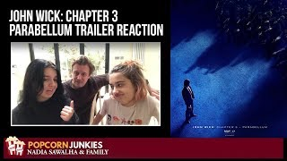 John Wick Chapter 3 Parabellum Trailer Reaction Watch Online