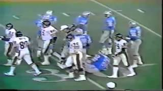 Walter Payton's crazy run against the Lions 1980