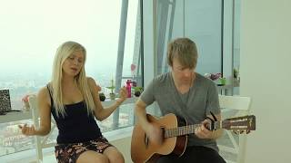 Maroon 5 - Cold // Covered by Ksenia Valenti and Jeremy Bieber