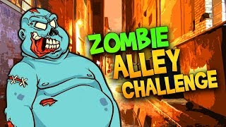 Zombie Alley Challenge (Call of Duty Zombies - Vista)