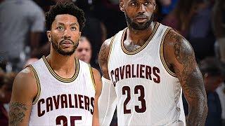 Cavs Sign Derrick Rose! LeBron Won't Waive No Trade Clause! NBA Free Agency 2017