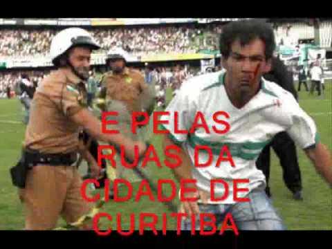 Violência no Futebol BASTA