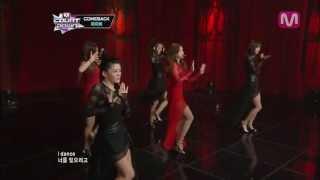 아이비_I Dance (I Dance by Ivy@M COUNTDOWN 2013.6.13)