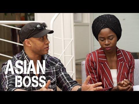 Xxx Mp4 What Black People Think Of Blackface In Korea ASIAN BOSS 3gp Sex