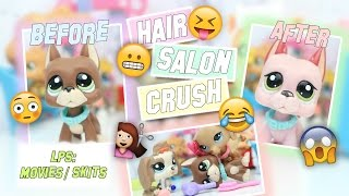 LPS: Hair Salon Crush - Funny Skit