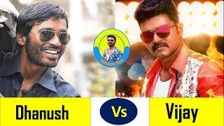Dhanush Fans vs Vijay Fans சண்டை துவங்கியது | Dhanush Fans