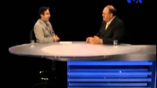 مصاحبه پهلوان فیلابی با صدای امریکا