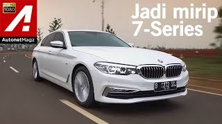BMW 530i 2017 Review and Test Drive by AutonetMagz