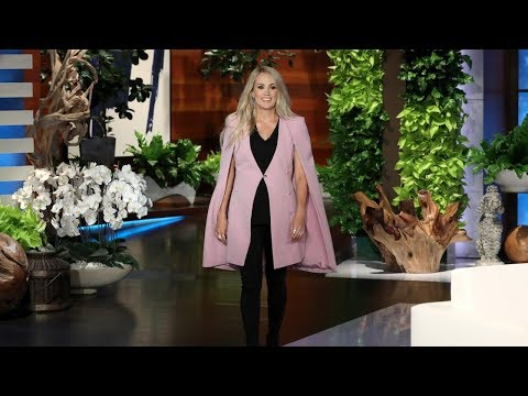 Ellen Knows If Carrie Underwood Is Having a Baby Boy or Girl