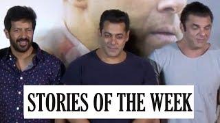 Salman Khan - Stories Of The Week