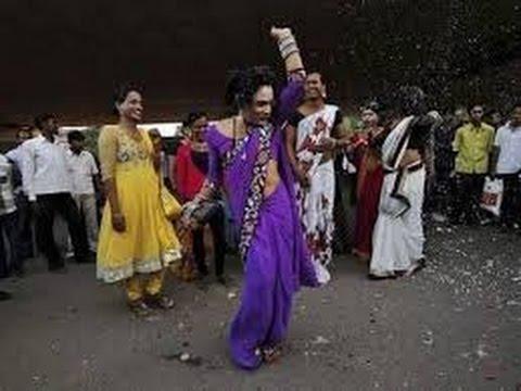 किन्नर  डांस ॥ Indian Hijra(Kinner) || Dance On Road | Long Hair | Beautiful | Transgender Tradition
