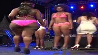 Fashion Week Plus Size 2017 / Ladies Fashion Hot Plus Size Bikini south africa- Fashion Show . -new