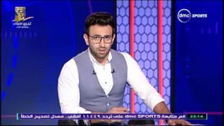 الحريف - حلقة الجمعة 21-4-2017 لقاء إبراهيم فايق مع الناقد الرياضي ايهاب الخطيب