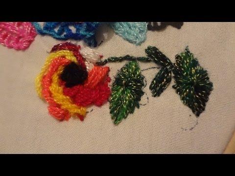 bordado fantasia flor muñeca solecito rehilete marimur 389