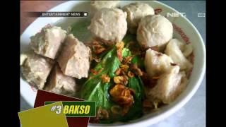 7 Makanan favorit di Indonesia